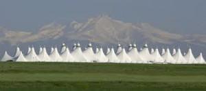 vliegveld Denver